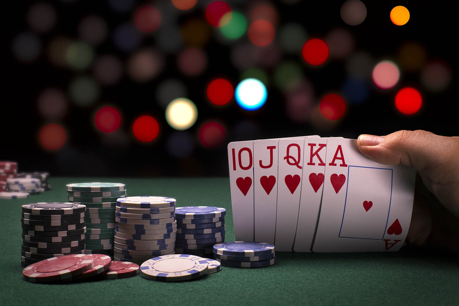 Online Gambling Are You Ready For A Good Factor?